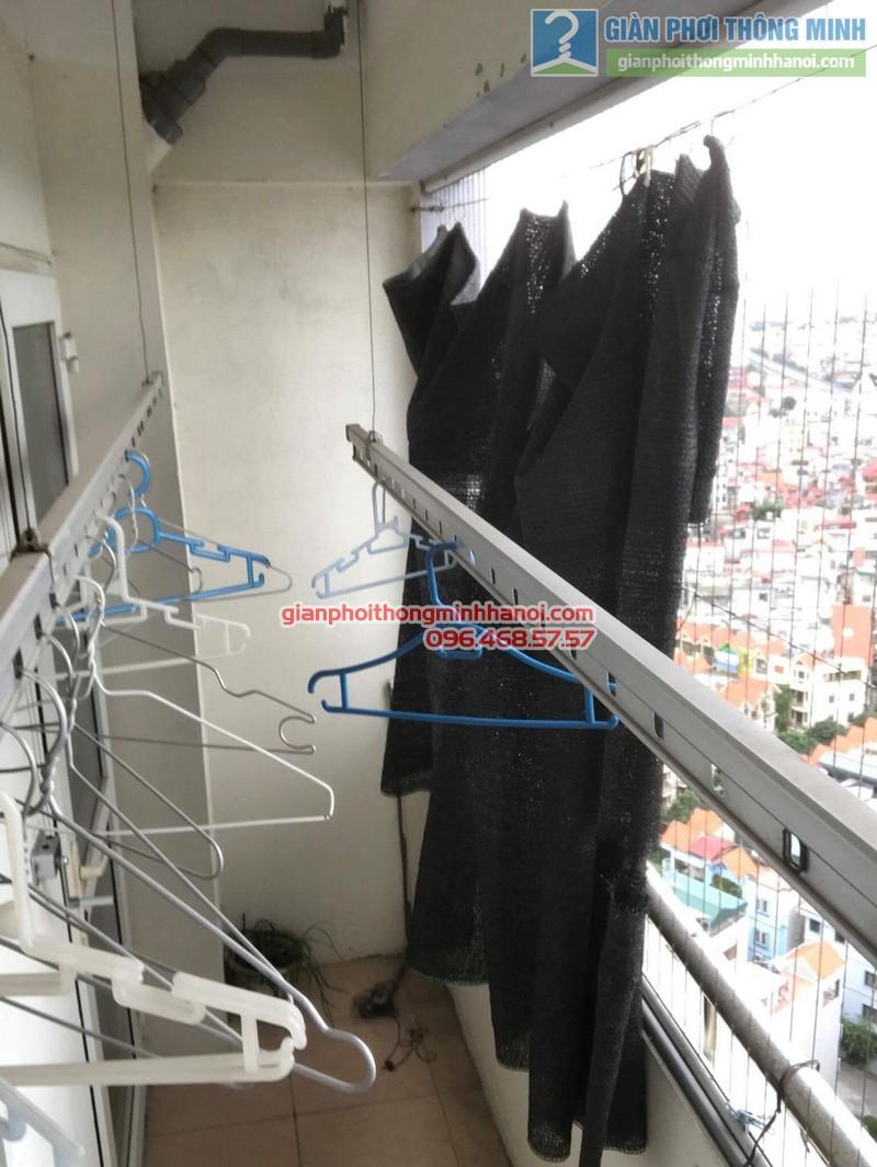 Sửa giàn phơi tại Hà Đông nhà anh Nghĩa, P2005 chung cư Thủy Lợi Tower - 08