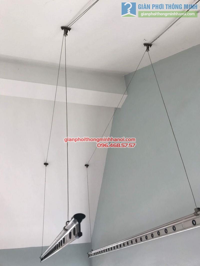 Sửa giàn phơi nhà chị Mùi, thị trấn Trâu Qùy, Gia Lâm, Hà Nội - 05