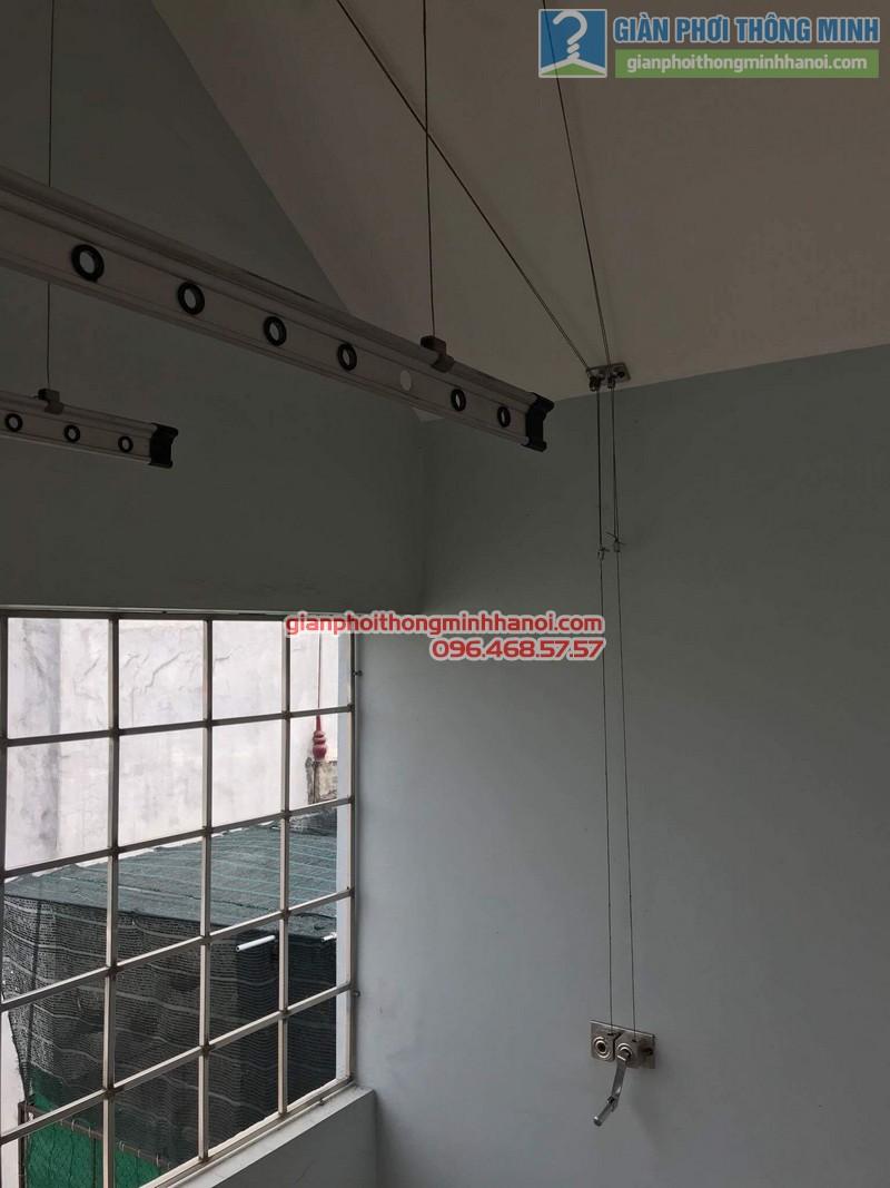 Sửa giàn phơi nhà chị Mùi, thị trấn Trâu Qùy, Gia Lâm, Hà Nội - 07
