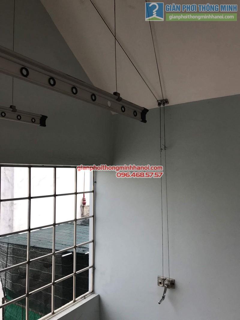 Sửa giàn phơi nhà chị Mùi, thị trấn Trâu Qùy, Gia Lâm, Hà Nội - 08