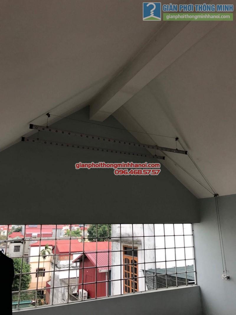 Sửa giàn phơi nhà chị Mùi, thị trấn Trâu Qùy, Gia Lâm, Hà Nội - 10