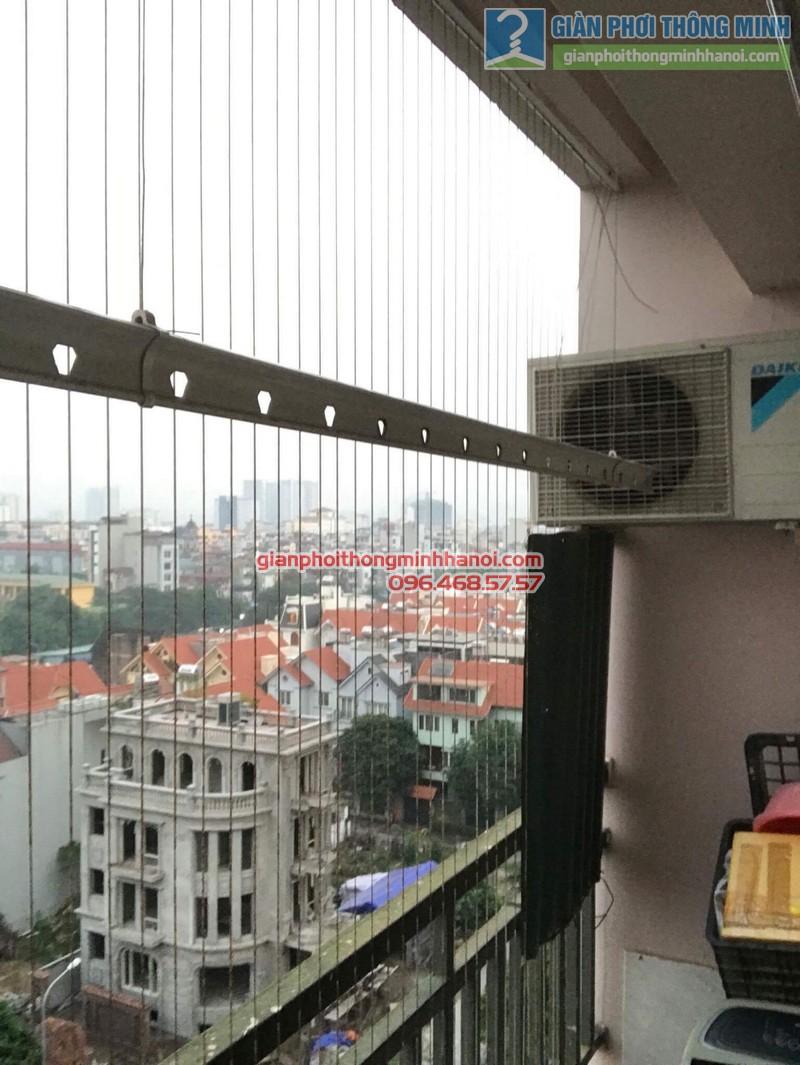 Sửa chữa giàn phơi nhà chị Oanh, chung cư CT3 đơn nguyên 2, KĐT Trung Văn, Từ Liêm, Hà Nội - 03