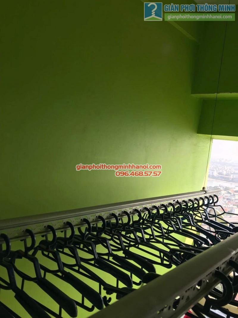 Sửa giàn phơi quần áo tại Hoàng Mai nhà chị Minh, chung cư VP5 Linh Đàm - 07