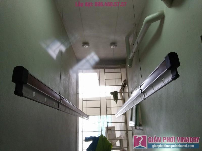 Sửa giàn phơi Smartlife nhà anh Nam, chung cư VOV Mễ Trì, Nam Từ Liêm, Hà Nội - 03