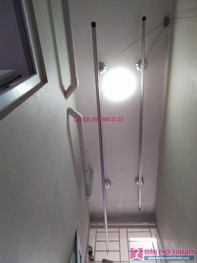 Sửa giàn phơi Smartlife nhà anh Nam, chung cư VOV Mễ Trì, Nam Từ Liêm, Hà Nội - 06