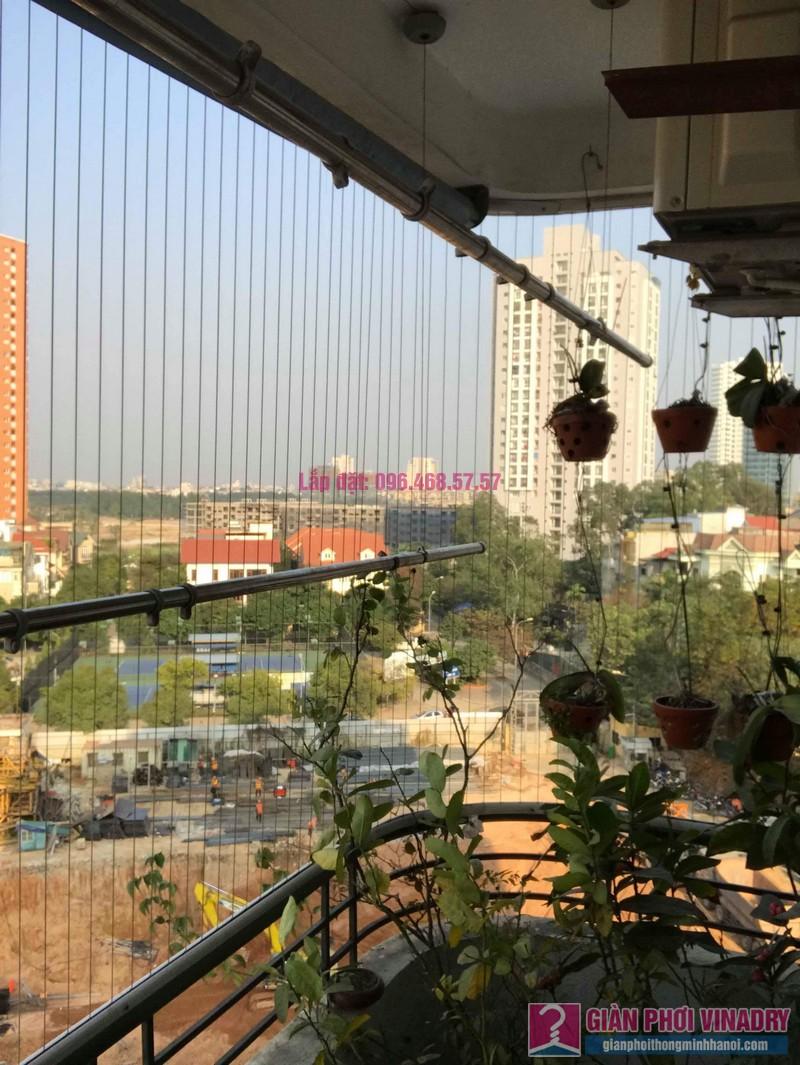 Sửa giàn phơi nhà chú Lợi, ngõ 120 Hoàng Quốc Việt, Cầu giấy, Hà Nội - 05
