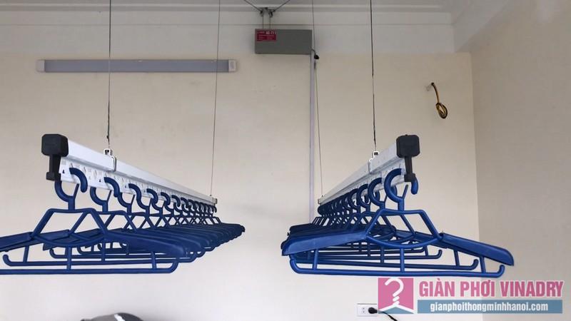 Lắp giàn phơi bấm điện Vinadry nhà chị Hằng, Lệ Chi, Gia Lâm, Hà Nội - 07