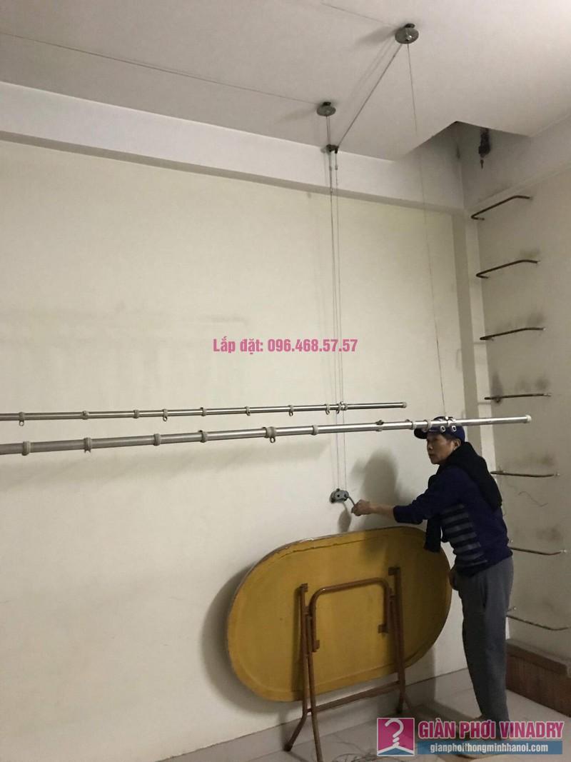 Sửa giàn phơi nhà chú Toàn, ngõ 66 Pháo Đài Láng, Đống Đa, Hà Nội - 02