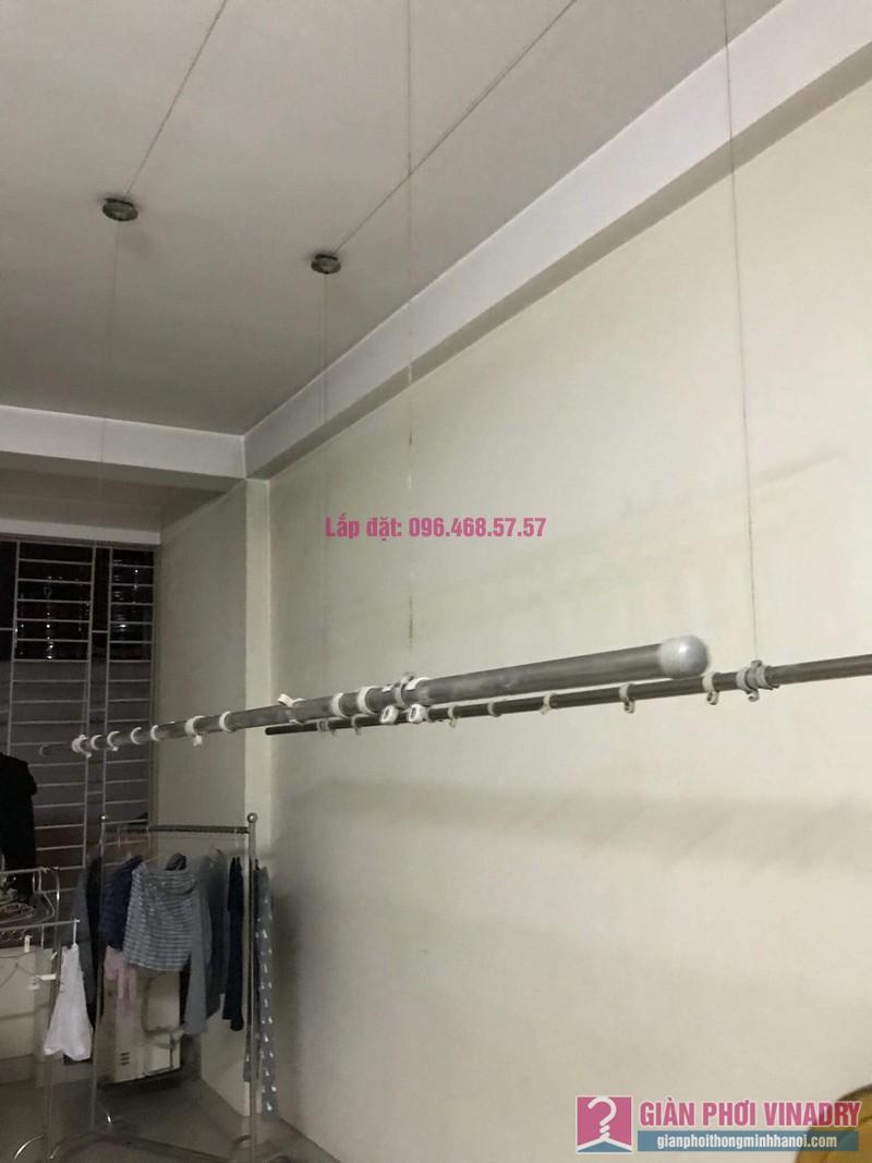 Sửa giàn phơi nhà chú Toàn, ngõ 66 Pháo Đài Láng, Đống Đa, Hà Nội - 04