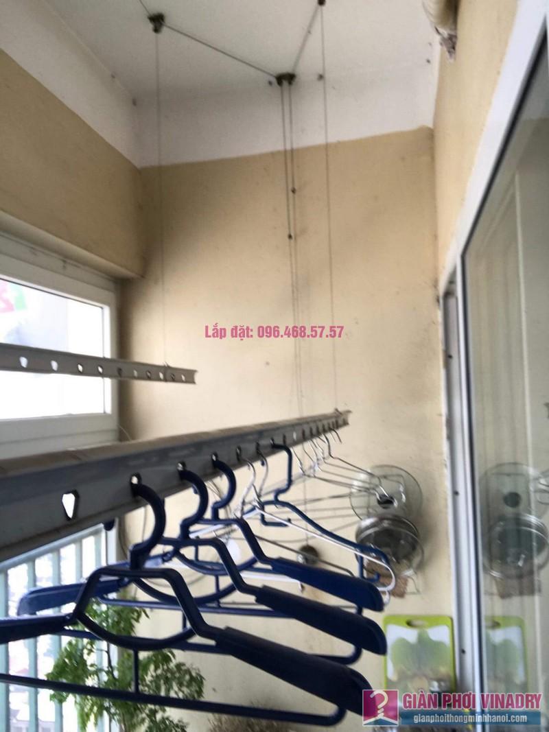 Sửa chữa giàn phơi thông minh nhà chị Duyên, Chung cư CT2, KĐT Văn Khê, Hà Đông - 03
