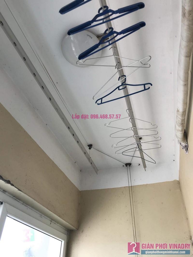 Sửa chữa giàn phơi thông minh nhà chị Duyên, Chung cư CT2, KĐT Văn Khê, Hà Đông - 08