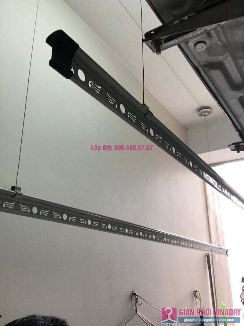Sửa giàn phơi nhà cô Minh, chung cư Platinum Residences, số 6 Nguyễn Công Hoan, Ba Đình, Hà Nội - 04