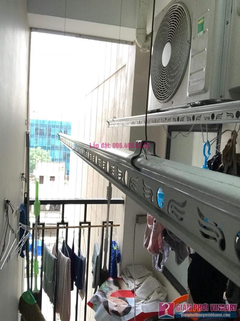 Sửa giàn phơi nhà cô Minh, chung cư Platinum Residences, số 6 Nguyễn Công Hoan, Ba Đình, Hà Nội - 05
