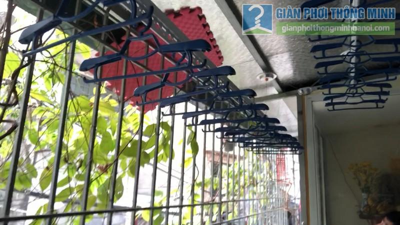 Lắp giàn phơi thông minh nhà anh Hiểu, 141 Thịnh Quang, Đống Đa, Hà Nội - 05