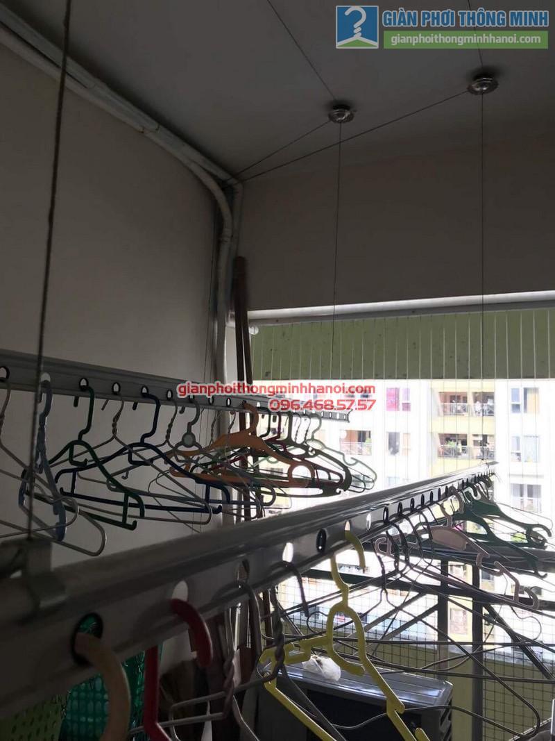 Sửa giàn phơi nhà chị Hải, KĐT Trung Hòa Nhân Chính, Cầu giấy, Hà Nội - 05