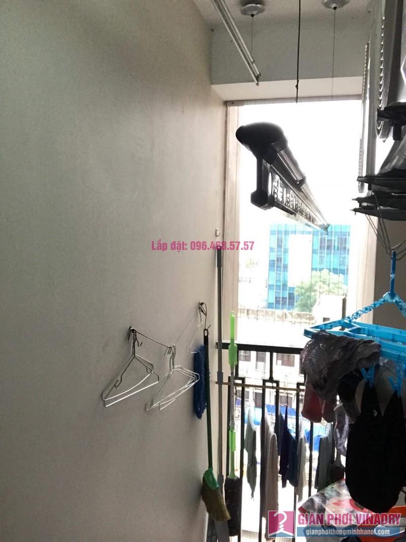 Sửa giàn phơi nhà cô Minh, chung cư Platinum Residences, số 6 Nguyễn Công Hoan, Ba Đình, Hà Nội - 08