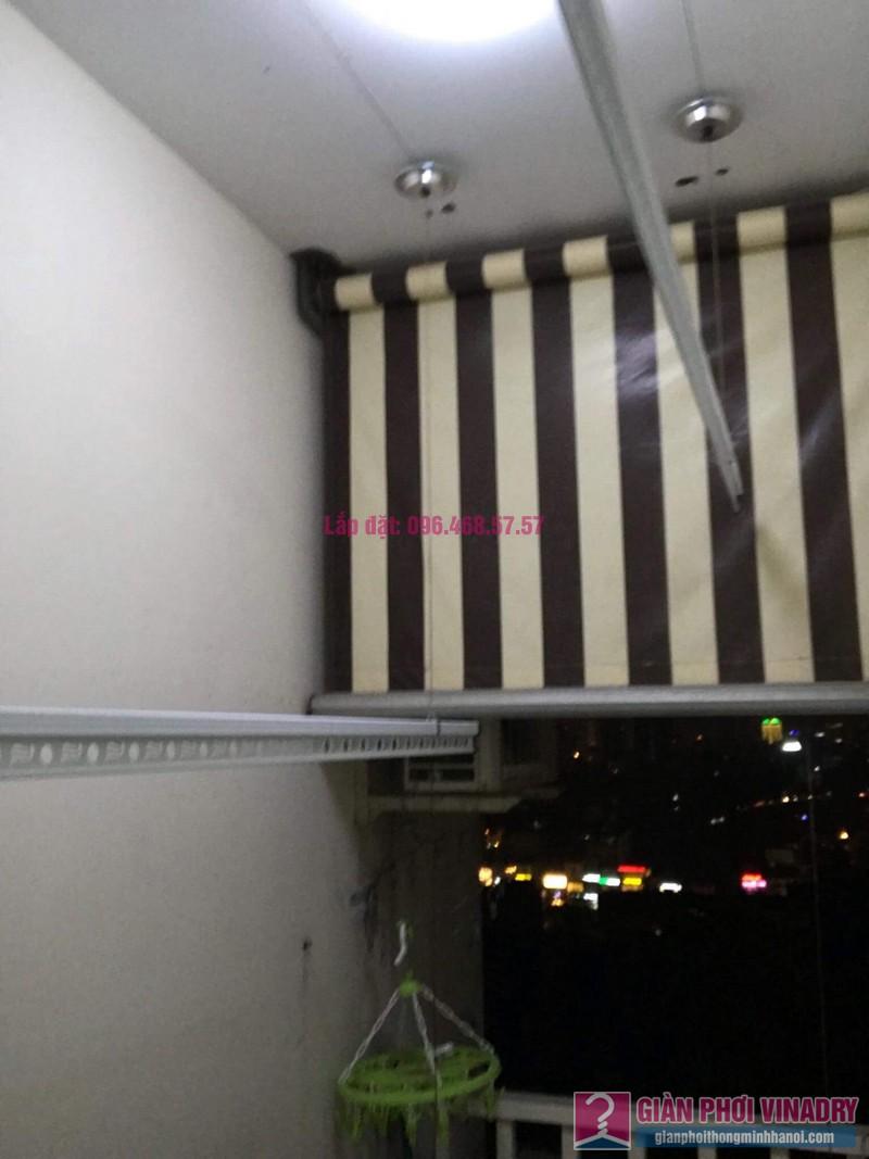 Lắp giàn phơi nhà cô Mỹ, ngõ 112 yên Duyên, Yên Sở, Hai Bà Trưng, Hà Nội - 05