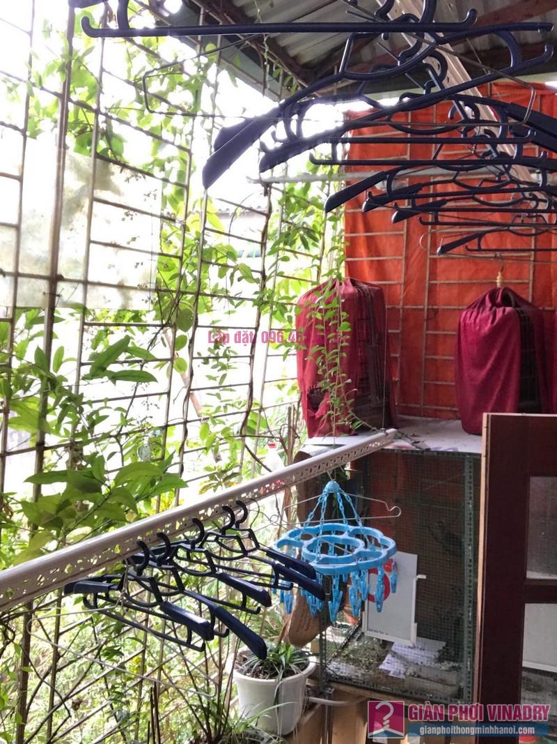Sửa giàn phơi nhà chú Tuấn, ngõ 161C Đại La, Hai Bà Trưng, Hà Nội - 05