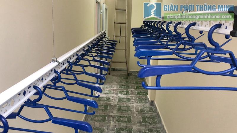 Lắp giàn phơi Hòa Phát Air 701 nhà chị Cúc, Hà Đông, Hà Nội - 11