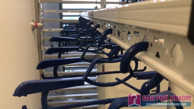 Lắp giàn phơi tay quay liền GP950 nhà chị Huyền, chung cư Vinhome Gardenia Mỹ Đình - 8