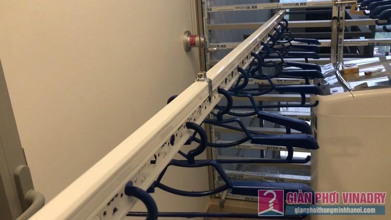 Lắp giàn phơi tay quay liền GP950 nhà chị Huyền, chung cư Vinhome Gardenia Mỹ Đình - 09