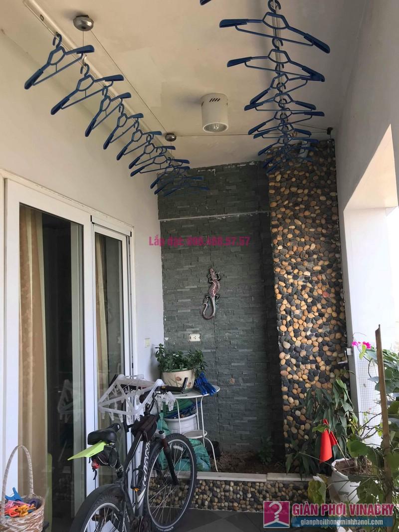 Sửa giàn phơi Tây Hồ, nhà chị Thiện, chung cư Vườn Đào, Tây Hồ, Hà Nội - 01