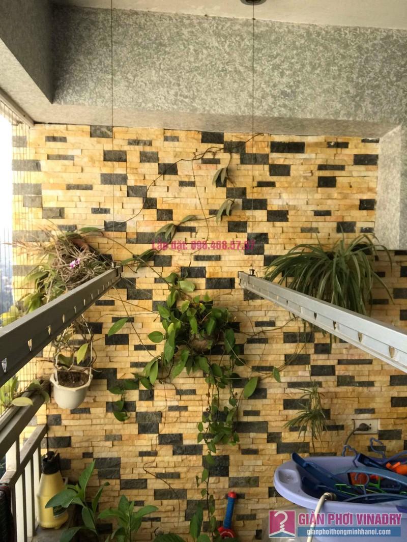 Sửa giàn phơi nhà anh Vũ, chung cư 197 Trần Phú, Hà Đông, Hà Nội - 03
