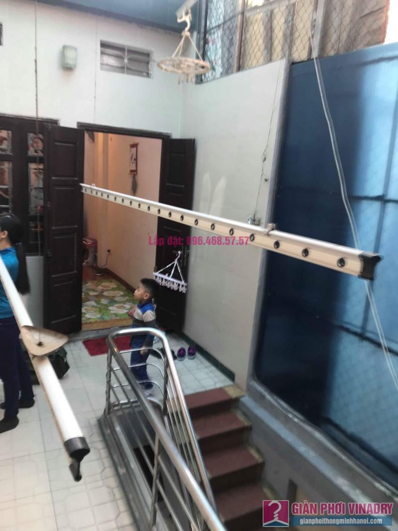Sửa giàn phơi nhà chị Thúy, 12 Hàng Bài, Hoàn Kiếm, Hà Nội - 04
