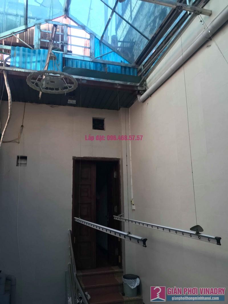 Sửa giàn phơi nhà chị Thúy, 12 Hàng Bài, Hoàn Kiếm, Hà Nội - 07