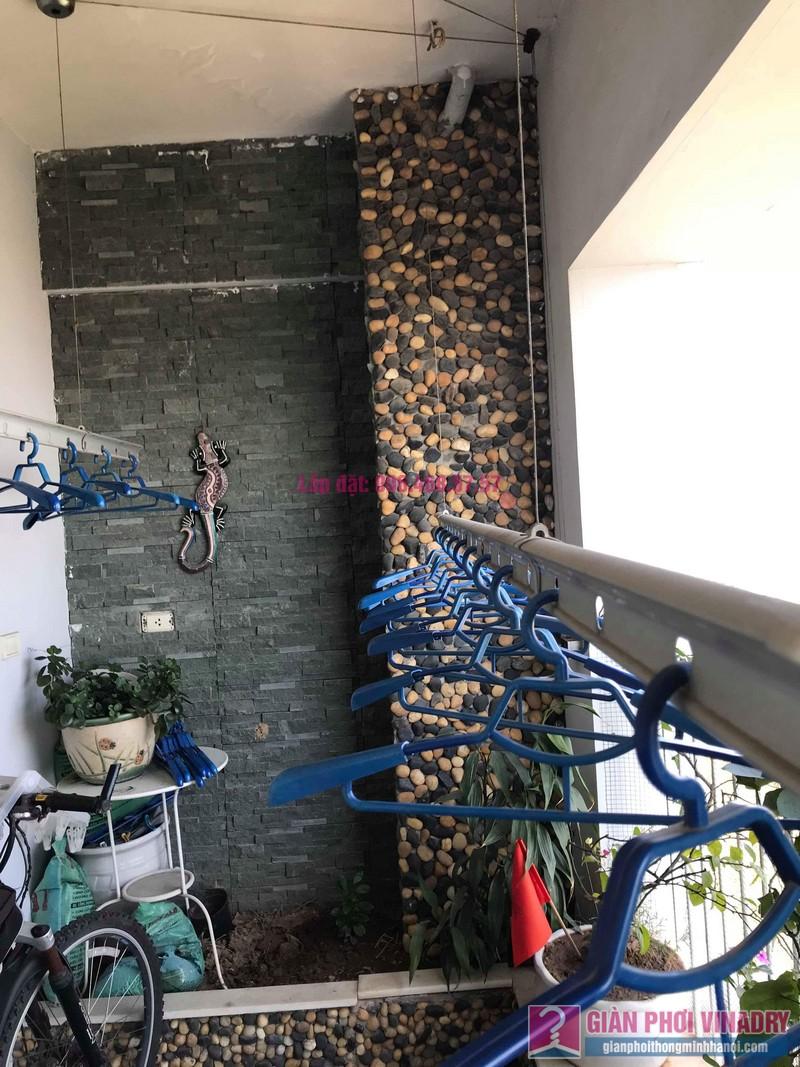 Sửa giàn phơi Tây Hồ, nhà chị Thiện, chung cư Vườn Đào, Tây Hồ, Hà Nội - 10