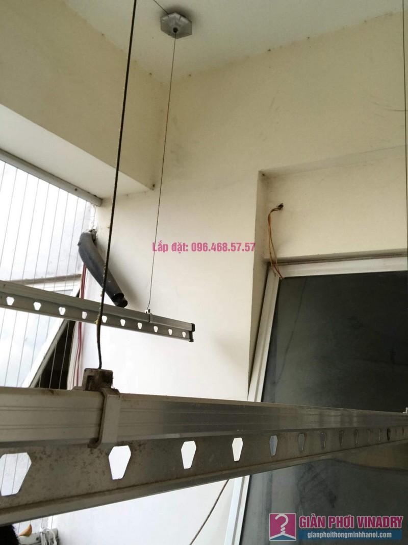 Sửa giàn phơi nhà chị Nguyên, chung cư Athena Complex, Nam Từ Liêm, Hà Nội - 06