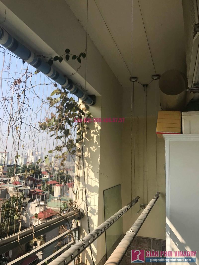 Sửa giàn phơi nhà anh chính, chung cư Nam Đô Complex, Hoàng Mai, Hà Nội - 06