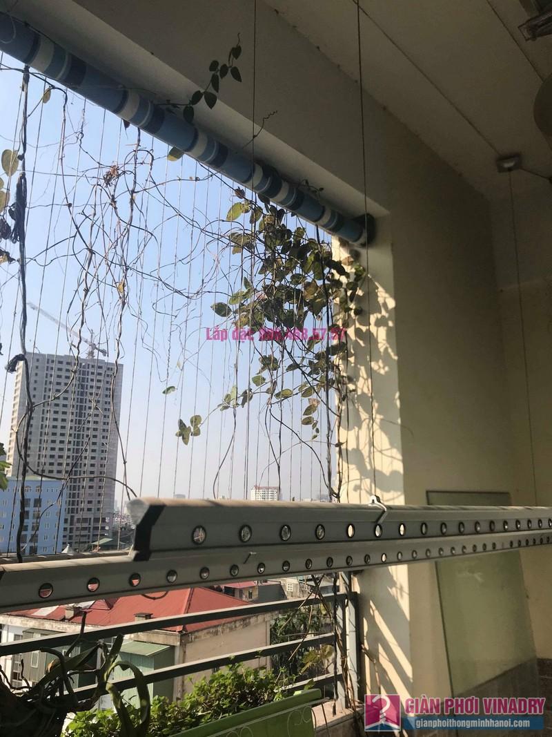 Sửa giàn phơi nhà anh chính, chung cư Nam Đô Complex, Hoàng Mai, Hà Nội - 08