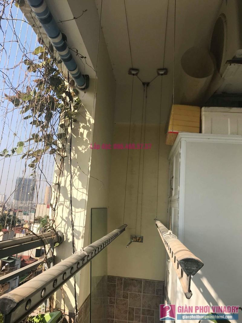 Sửa giàn phơi nhà anh chính, chung cư Nam Đô Complex, Hoàng Mai, Hà Nội - 11
