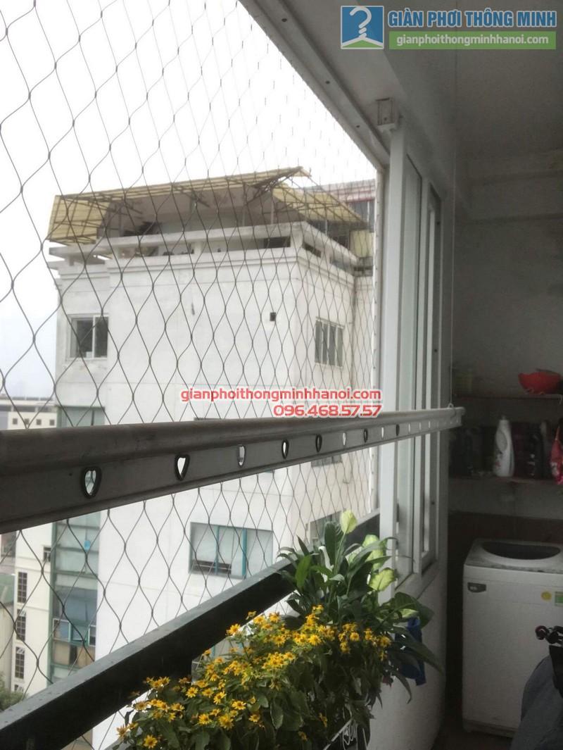 Sửa giàn phơi nhà chị Khanh, số 10 Hoa Lư, Hai Bà Trưng, Hà Nội - 03