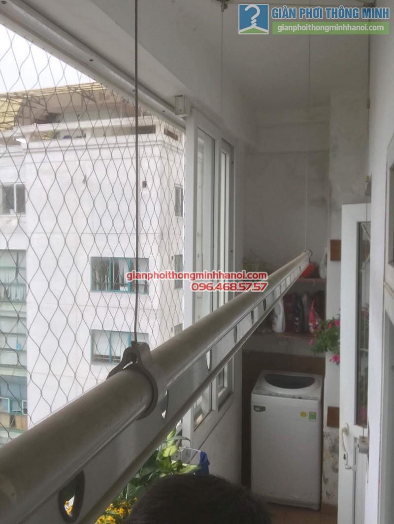 Sửa giàn phơi nhà chị Khanh, số 10 Hoa Lư, Hai Bà Trưng, Hà Nội - 07