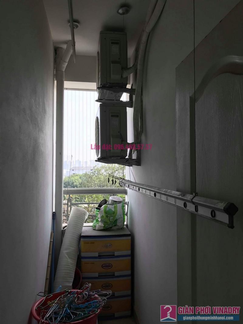 Sửa giàn phơi thông minh nhà chị An, KĐT Mễ Trì Thượng, Nam Từ Liêm, Hà Nội - 01