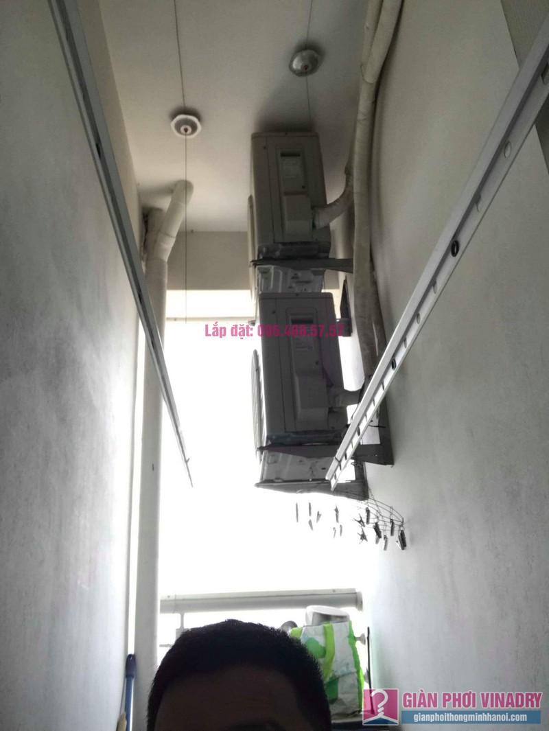 Sửa giàn phơi thông minh nhà chị An, KĐT Mễ Trì Thượng, Nam Từ Liêm, Hà Nội - 06