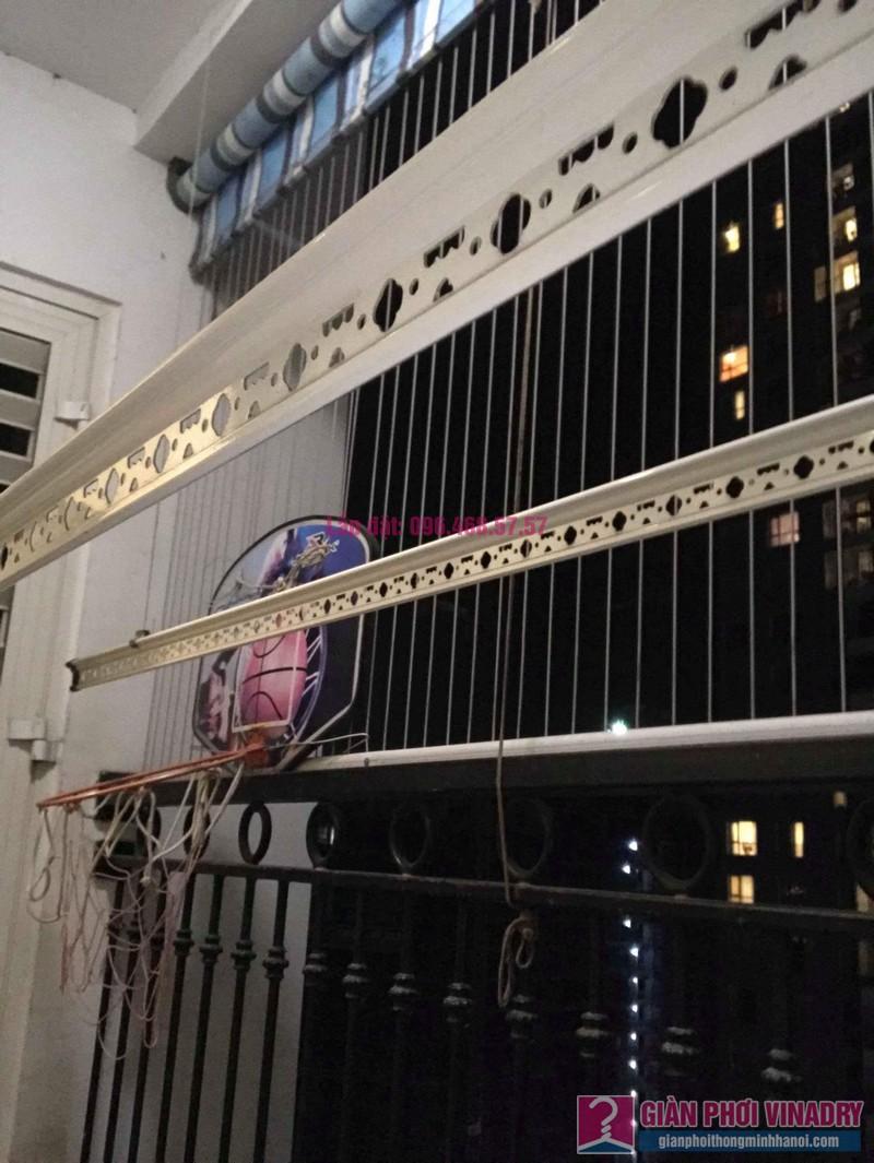 Sửa chữa giàn phơi nhà chị Vui, Tòa T9, Times City - 07