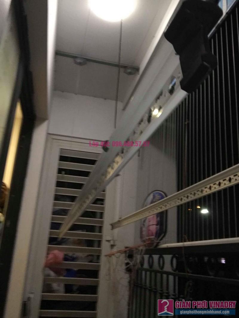 Sửa chữa giàn phơi nhà chị Vui, Tòa T9, Times City - 09