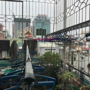 Thay dây cáp giàn phơi thông minh nhà chú Hiệu, 65/56 Nguyễn Lương Bằng, Đống Đa, Hà Nội