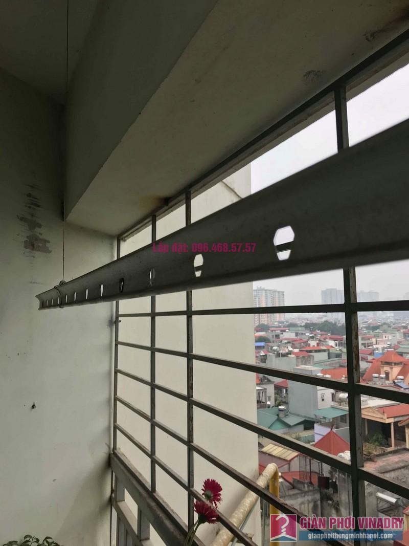 Sửa giàn phơi Hà Đông, nhà chị Dịu, chung cư 197 Trần Phú - 08