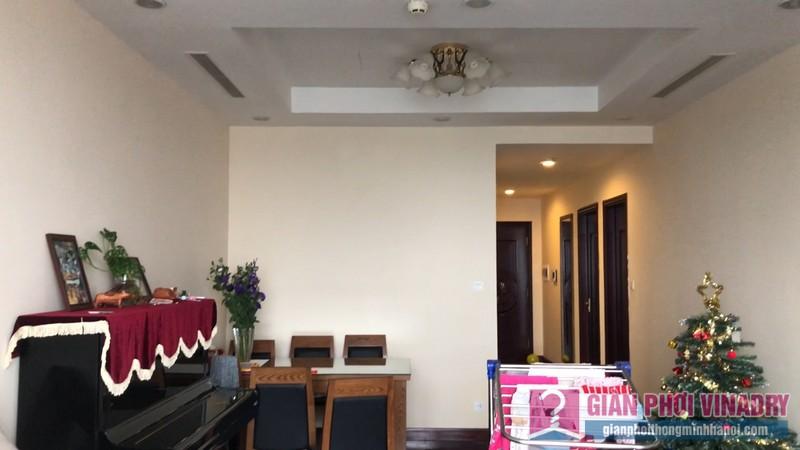 Không gian nội thất được cô trang trí khá hiện đại