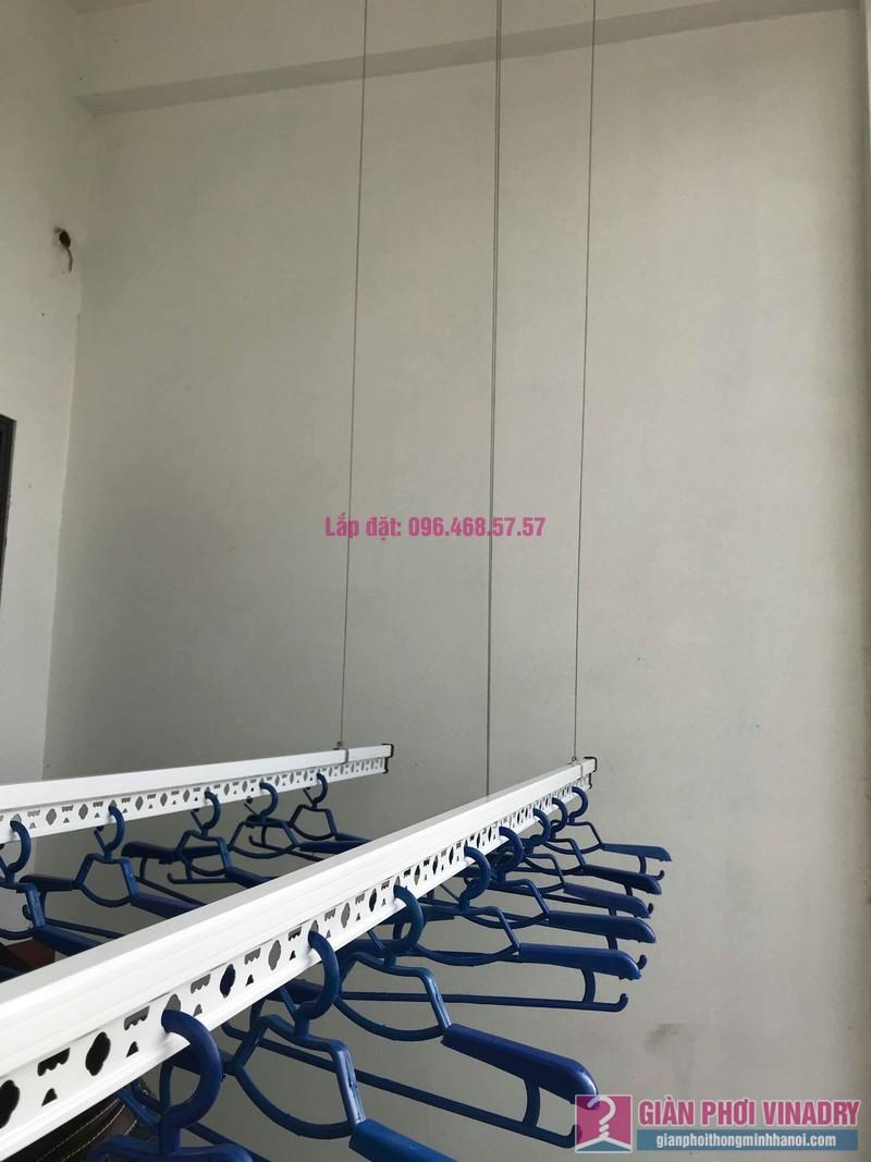 Lắp giàn phơi tại xã Tân Quang, Văn Lâm, Hưng Yên bộ giàn phơi 701 nhà chị My - 10