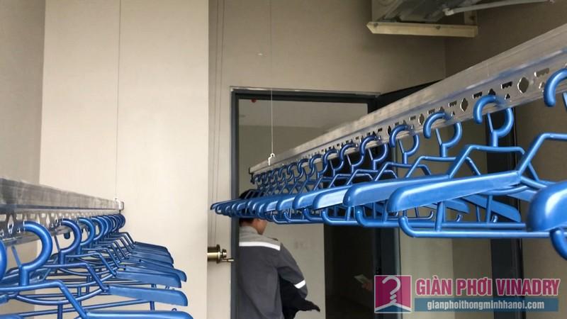 Giàn phơi quần áo GP703 phơi đồ cực tốt