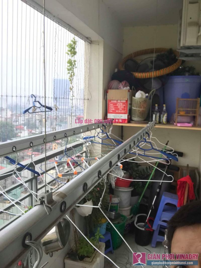 Sửa giàn phơi nhà anh Chính, CT1a chung cư Nam Đô Complex, Hoàng Mai, Hà Nội - 03