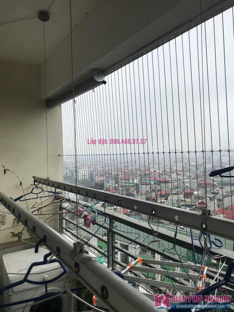 Sửa giàn phơi nhà anh Chính, CT1a chung cư Nam Đô Complex, Hoàng Mai, Hà Nội - 04