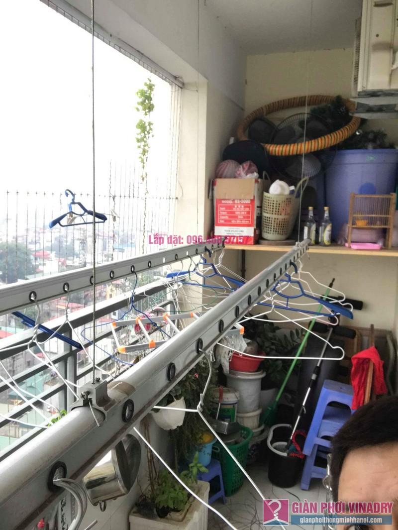 Sửa giàn phơi nhà anh Chính, CT1a chung cư Nam Đô Complex, Hoàng Mai, Hà Nội - 06