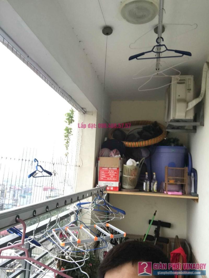 Sửa giàn phơi nhà anh Chính, CT1a chung cư Nam Đô Complex, Hoàng Mai, Hà Nội - 07