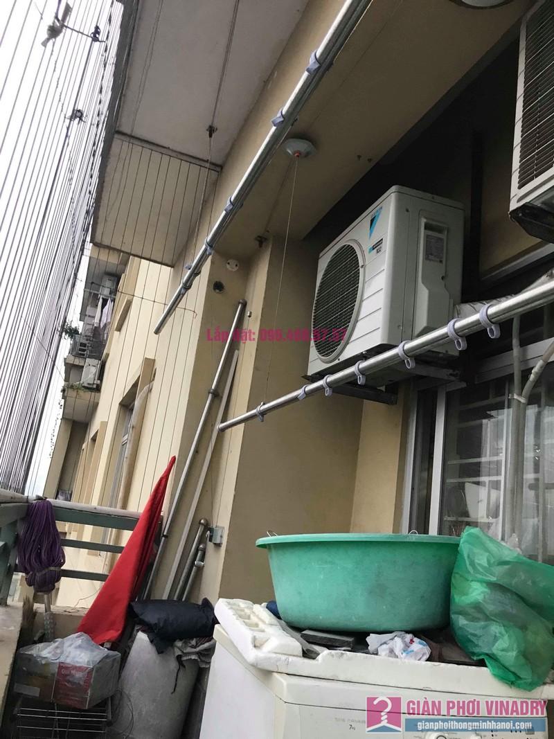 Sửa chữa giàn phơi nhà chị Thanh, chung cư CT4, KĐT Mỹ Đình II, Nam Từ Liêm, Hà Nội - 03